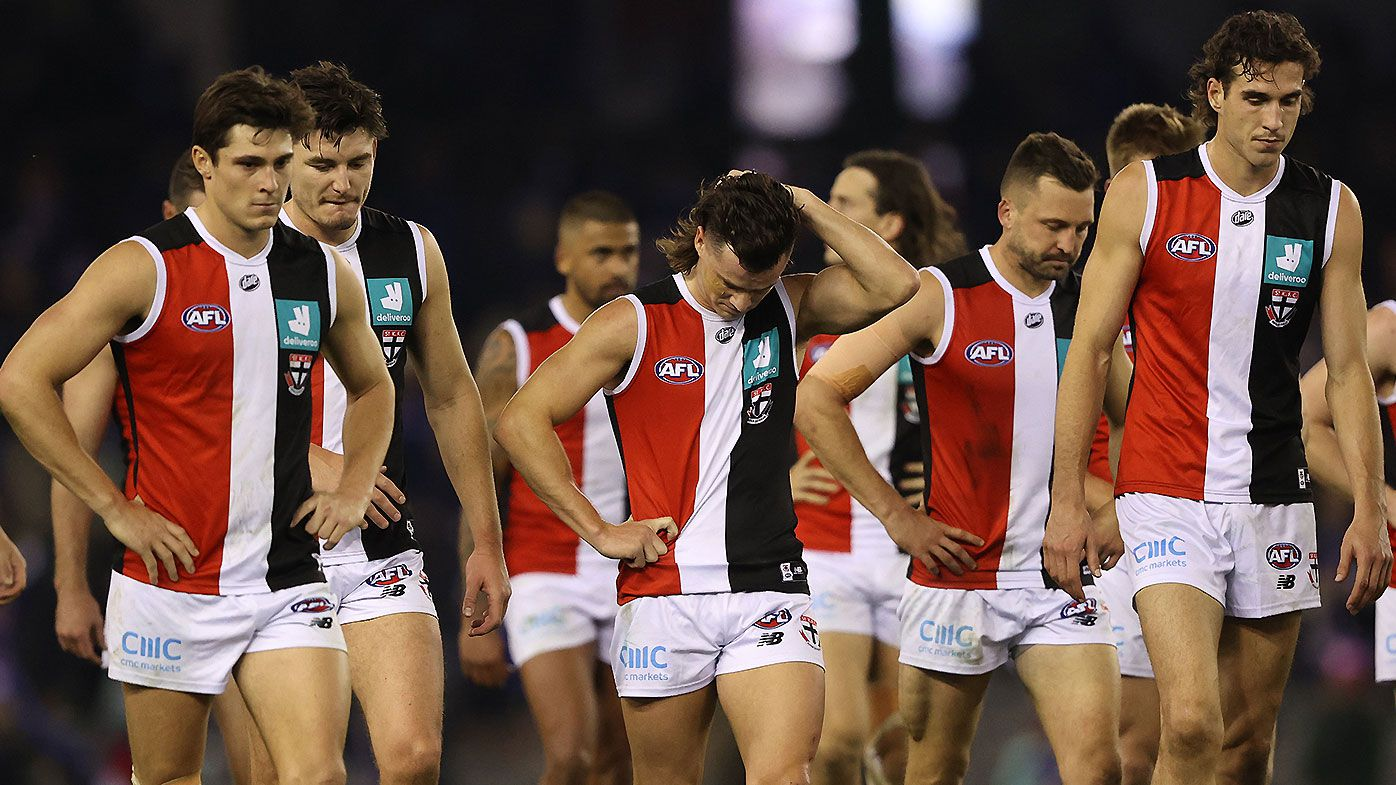 Brett Ratten flags mass changes after 'unacceptable' St Kilda loss to Western Bulldogs
