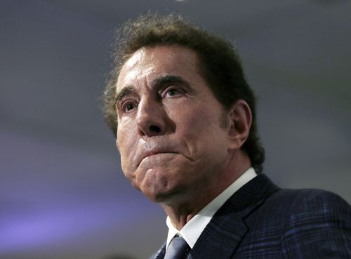 The sacking of Wynn Resorts security head James Stern comes after multiple allegations of sexual harassment and assault by founder Steve Wynn. Stern told the Massachusetts Gaming Commission he had spied on co-founder Elaine Wynn and three employees about the misconduct allegations against Wynn.
