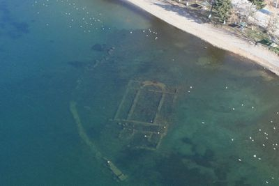 Ancient basilica to become 'underwater museum'