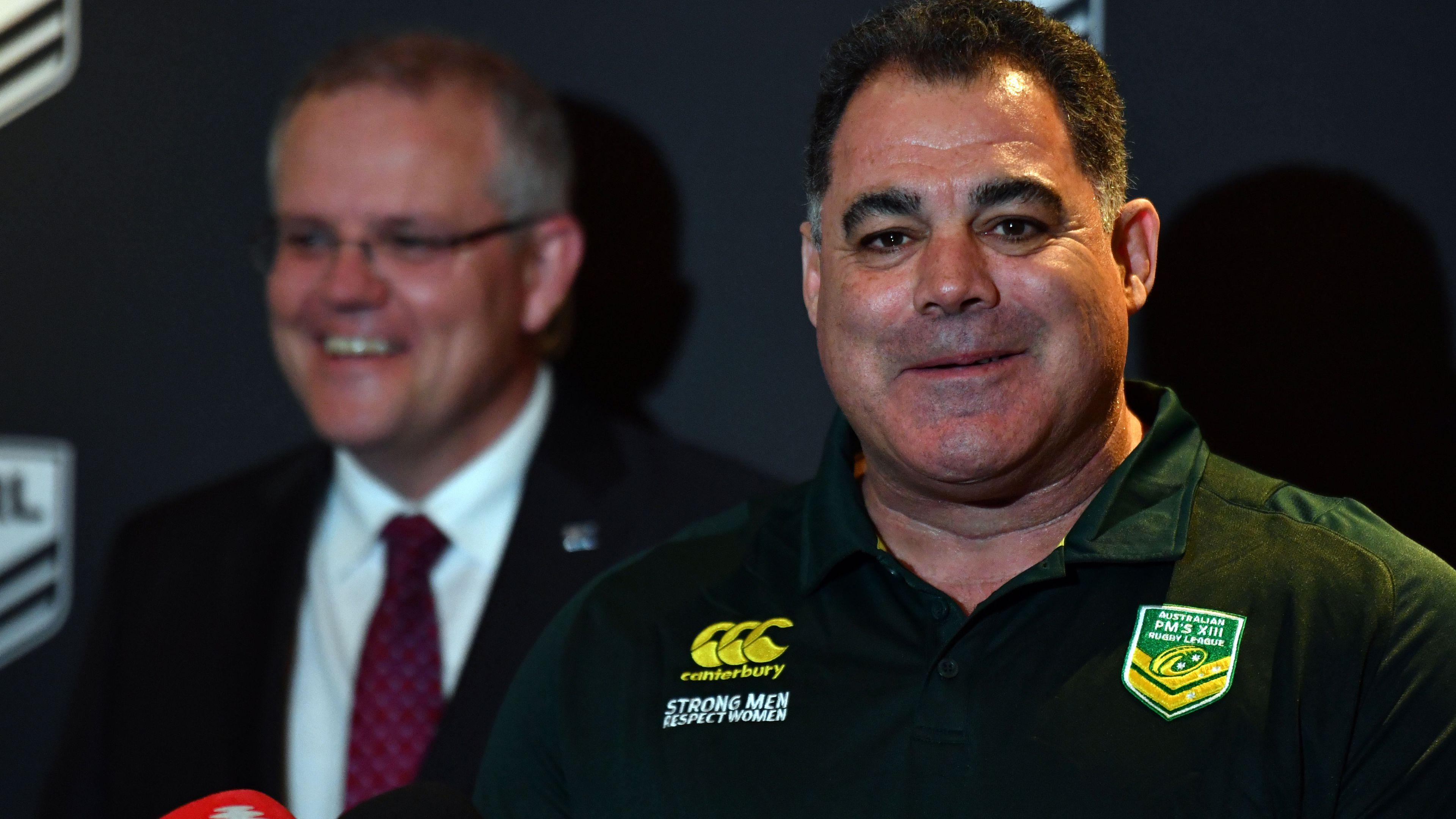 Mal Meninga names Greg Inglis to lead new look Kangaroos side