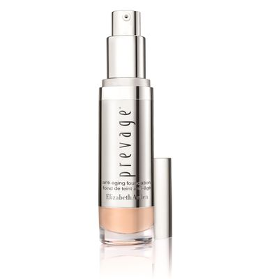"<a href=""http://www.elizabetharden.com.au/product/573/PREVAGE-Anti-Aging-Foundation-SPF-30/"" target=""_blank"">Elizabeth Arden Prevage Anti-Ageing Foundation SPF 30, $85.</a>"