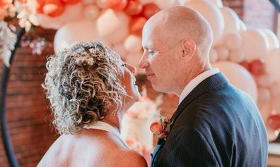 Peter and Lisa Marshall got married a second time after Peter was diagnosed with Alzheimer's.