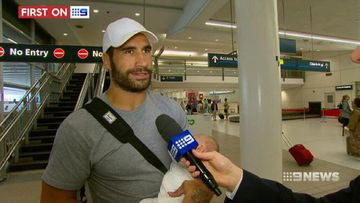 VIDEO: Tamou up for the challenge at Panthers