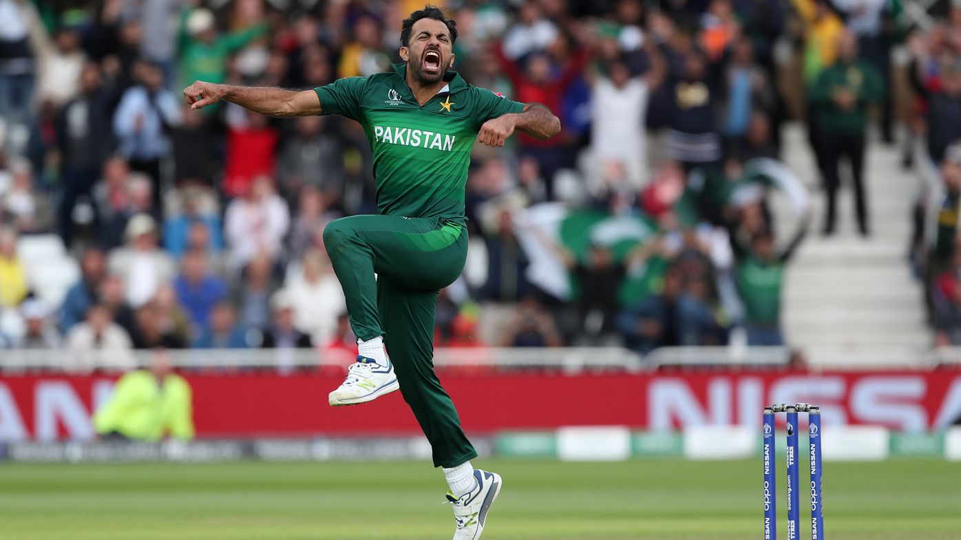 Pakistan stun England in epic Cricket World Cup upset