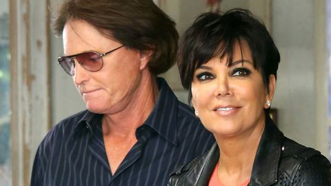 It's over: Kris and Bruce Jenner officially announce split after 22 years of marriage