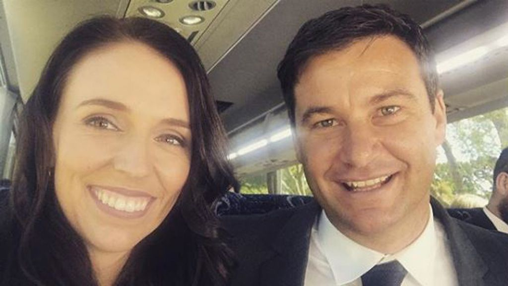 New Zealand Prime Minister Jacinda Ardern just announced she's pregnant