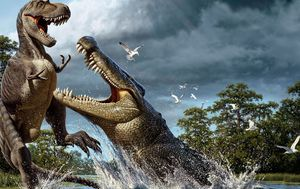 The earth was once home to 'terror crocodiles' nearly the size of city buses
