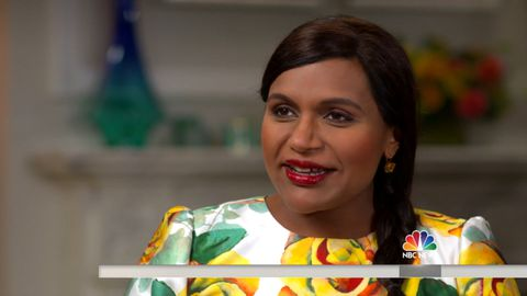 Mindy Kaling Is 'Really Excited' About Her Pregnancy