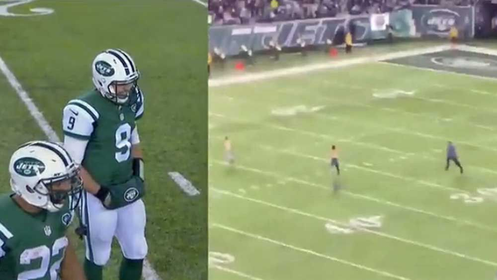 NFL: State trooper makes hit of the game in NFL