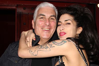 <b>Amy Winehouse's dad</b><p><br/>Mitch Winehouse wasn't content just to watch his daughter find fame (and then find drugs) he wanted a piece of the limelight as well. The former cab driver rode his talented daughter's coattails all the way to scoring his very own talk show... and then using it to blab about her drug problem and her leaking boob job!<br/>