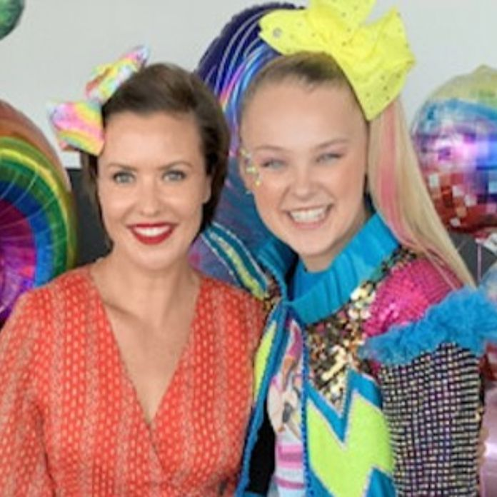 Teen sensation JoJo Siwa admits she once had a crush on Robert Irwin