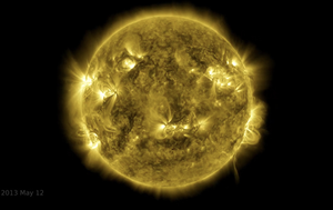 Amazing time-lapse shows 10 years of the Sun in an hour