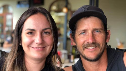 The family of slain Alexandra Hills's parents to be Kate Leadbetter and Matthew Field have released a new song dedicated to the couple.