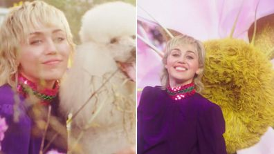Miley Cyrus is unrecognisable in latest beauty venture