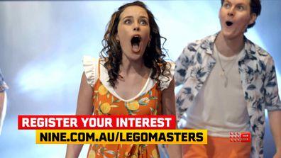Register your interest for LEGO Masters Season 4