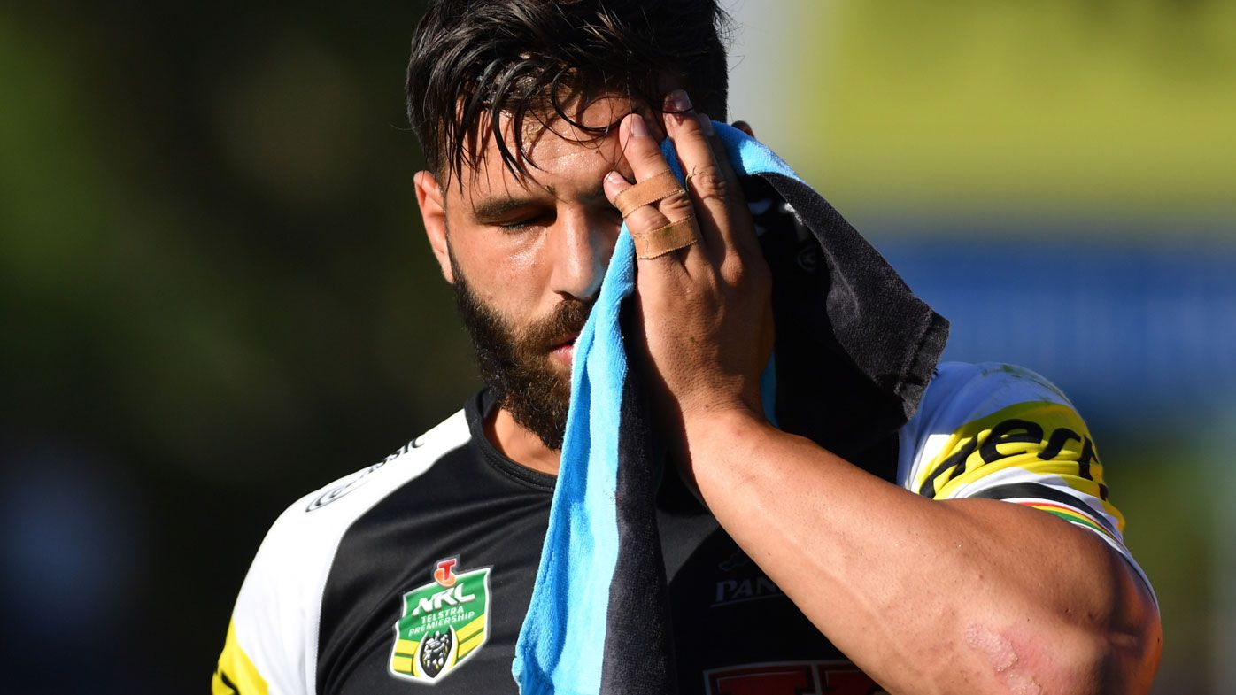 NRL: Penrith Panthers favourite Josh Mansour's silent battle on road to recovery and his renewed representative ambitions