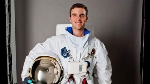 Australia's youngest astronaut was rejected by Air Force six times