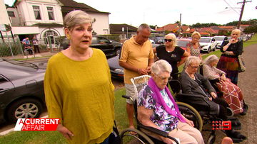 Aged care residents face homelessness