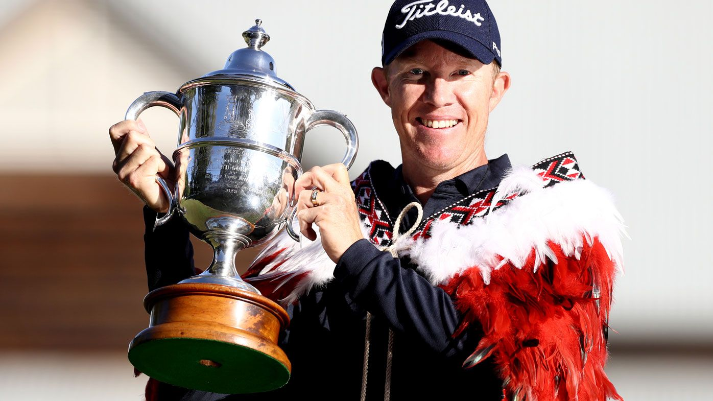 Brad Kennedy clinches NZ Open crown (GETTY)