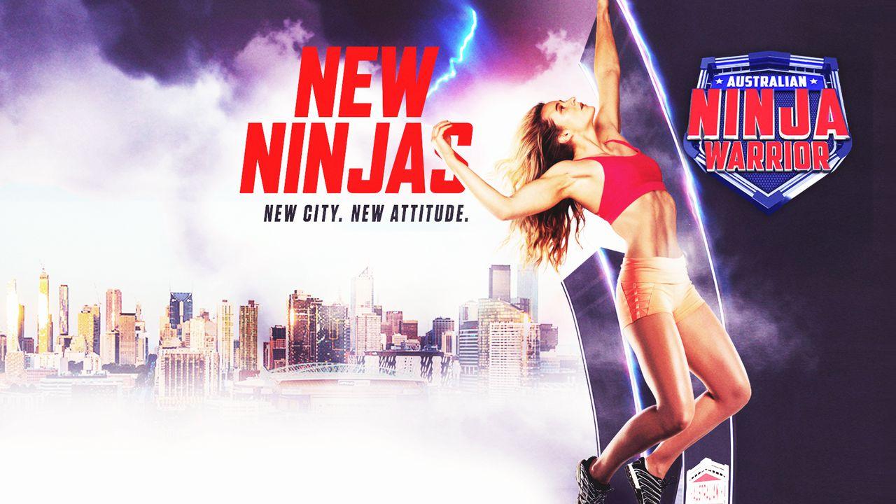 Australian Ninja Warrior 2019 (Season 3)