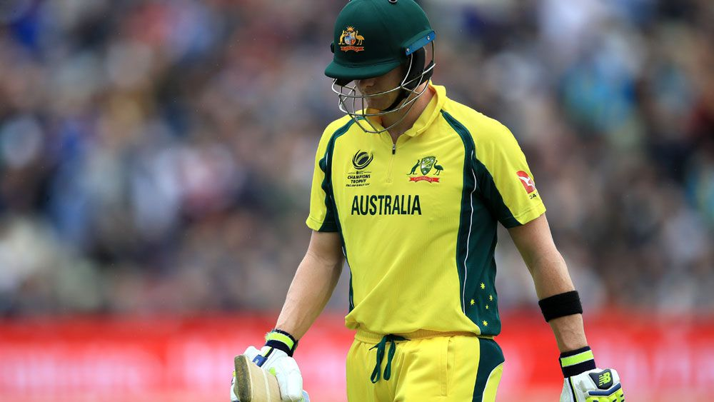 Australia collapse puts England in charge