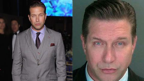 Stephen Baldwin arrested for tax evasion, has poutiest mug shot ever