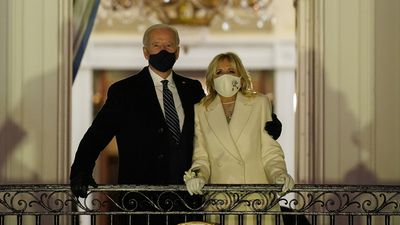 President Biden and the First Lady