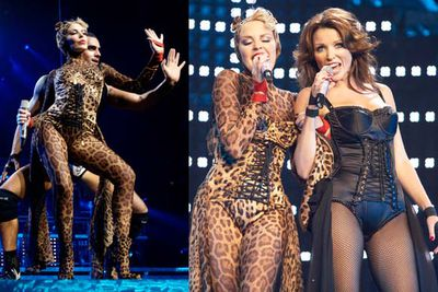 <i>Showgirl: The Homecoming</i> tour in Melbourne (2006)<br/><br/>Images: Splash/AAP