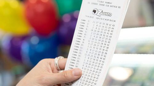 A massive $80m is up for grabs tonight, in the second biggest ever Australian lottery jackpot.