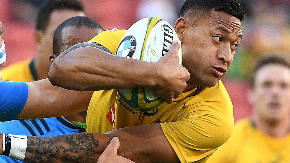 Wallabies vs Argentina: All you need to know