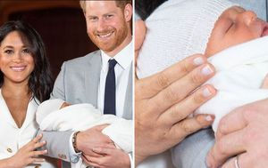 Royal baby: Duke and Duchess of Sussex introduce Archie Harrison