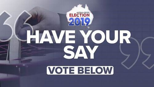 Federal Election 2019: Tell us what you think about the big issues