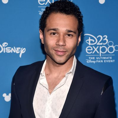 Corbin Bleu as Chad Danforth: Now