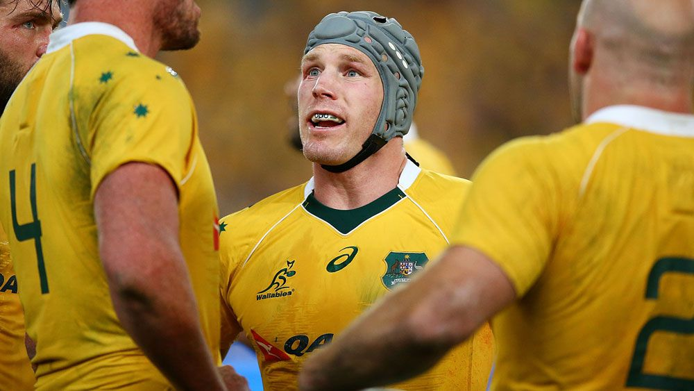 The Wallabies insist their defensive woes can be fixed. (Getty Images)