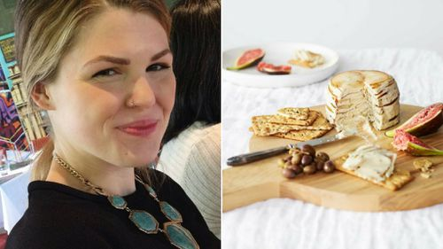 The Whole Pantry app developer Belle Gibson was visited by police in March. (Supplied)