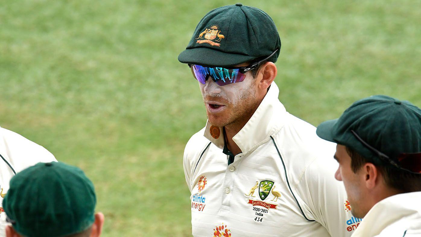 Former Test batsman Peter Handscomb labels scathing criticism of Australia captain Tim Paine 'an absolute joke'
