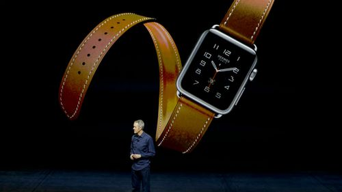 Jeff Williams, senior vice president of Operations, discusses the Apple Watch.