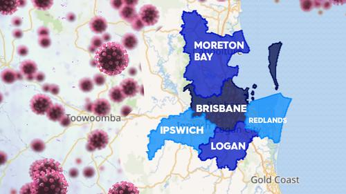 Greater Brisbane area