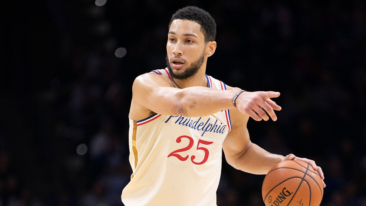 Ben Simmons' defence steals the show for 76ers in win over Pacers