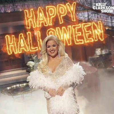 Halloween 2020: Kelly Clarkson