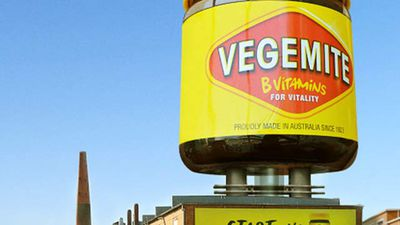 The pranks took off early this year with the faux-announcement that Melbourne would be home to a new Vegemite museum, housed within a large building in the shape of a jar of the yeasty spread.  The 'news' started to spread quickly, only to have the filling fall out of the sandwich when it was pointed out the story was supposed to be embargoed until today.
