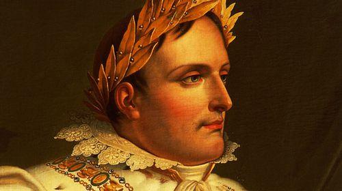Napoleon's penis matches small frame: doco
