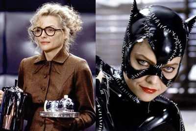 Michelle Pfeifer as Catwoman/Selina Kyle in Batman Returns (1992)