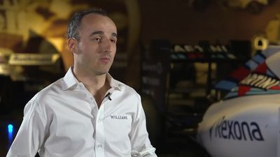 Kubica signs F1 deal with Williams