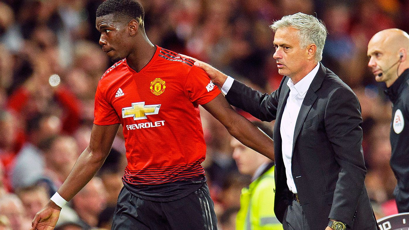 Manchester United senior players angry and frustrated with Jose Mourinho sources
