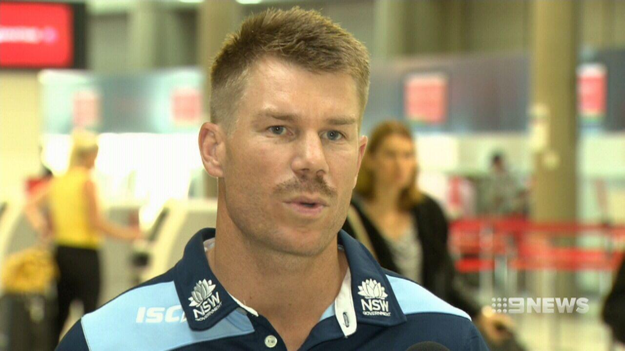 Warner urges Renshaw to make runs