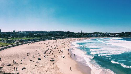 2. Bondi Beach, Sydney, Australia - 1,776 pictures per metre