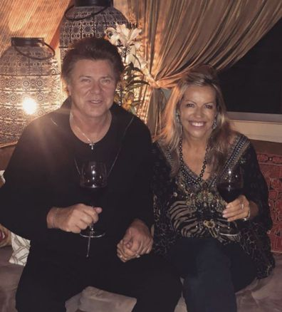 Richard Wilkins and girlfriend Nicola Dale.