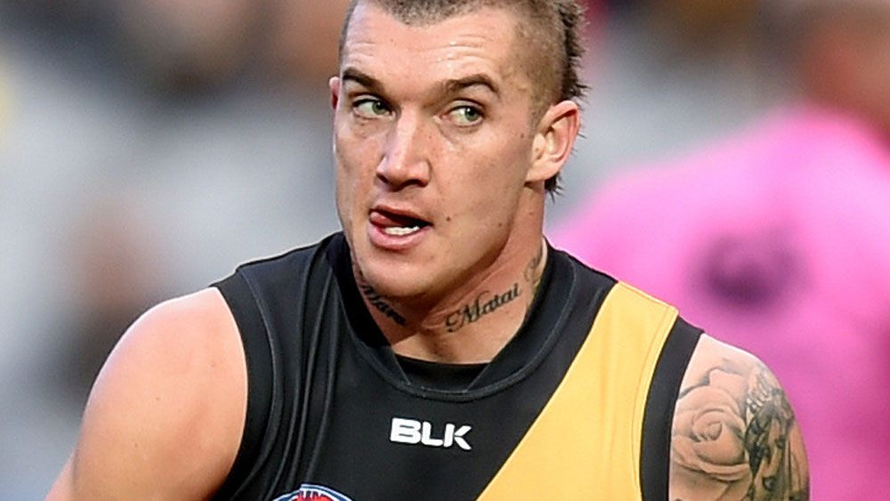 Richmond is one of the clubs affected by BLK's receivership. (AAP)