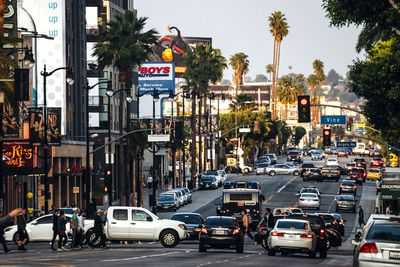 3. Los Angeles, USA